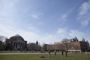 Syracuse University was the first private university to support the