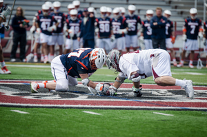Ben Williams leaves SU as the career leader in groundballs (325) and faceoffs won (618)